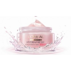 L'Oreal Paris Hydrafresh Mask-In Water Gel 50ml